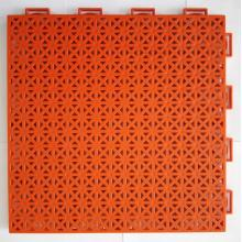 Modular Interlocking Basketball Court Tiles