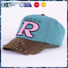 Main product custom design baseball cap plastic cover for promotion