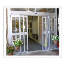 Four Wing Track Telescopic Leaf Sliding Glass Door
