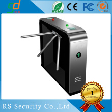 SS304 180 Degree Guesthouse Waist Height Turnstile