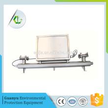 Verde máquina uv tanque esterilizador água filtro ro uv