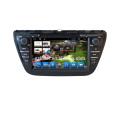 8'' Double Din Suzuki SX4/Scross 2013 2014 car dvd player GPS Navigation system with MP3 BT Radio Music player