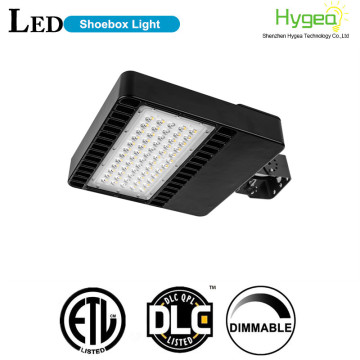 100w 150w 200w LED Shoebox Area Lights