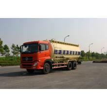 Polvo seco propiedad camión tanque