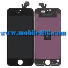 Affichage original d'écran d'affichage à cristaux liquides pour le téléphone portable d'iPhone 5