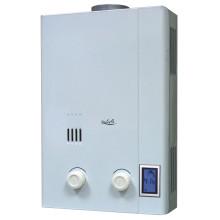 Elite calentador de agua de gas con pantalla LED (JSD-SL64)