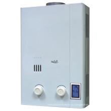 Элитный газовый водонагреватель со светодиодным дисплеем (S64)