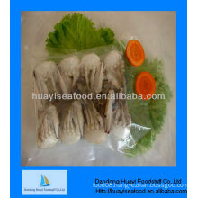 Frozen swimming cutting or whole crab