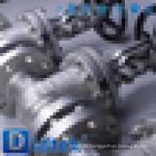 Didtek International Brand Petrochemische Flansch-Schieber