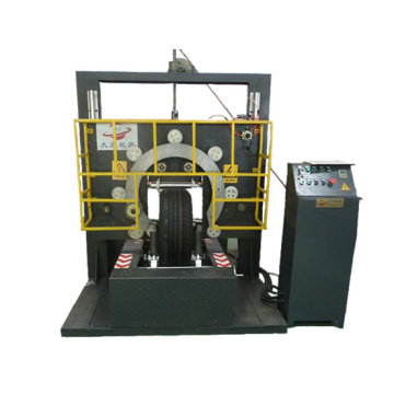 Steel Tyre & steel ring wrapping machine