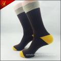 Best Price Custom Socks Men Yellow