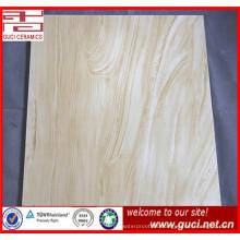 la venta caliente del proveedor de China diseña las baldosas de piso de madera y el azulejo de porcelana