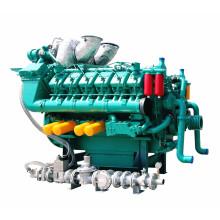 60Hz Googol gas natural de gasolina de doble motor para el generador 320kw-1800kw