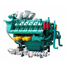 60Hz Googol Природный газ Дизельное топливо Двойной двигатель для генератора 320kw-1800kw