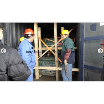 840L niedrige mittlere Carbon Stahl Salmiakgeist Druckzylinder mit Ventilen