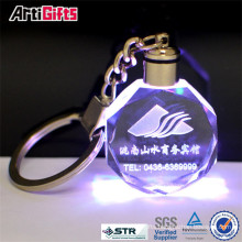 High quality crystal letter r keychain