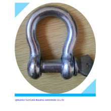 Us Type Chain Shackle Commercial Type Shackle Marine Hardware