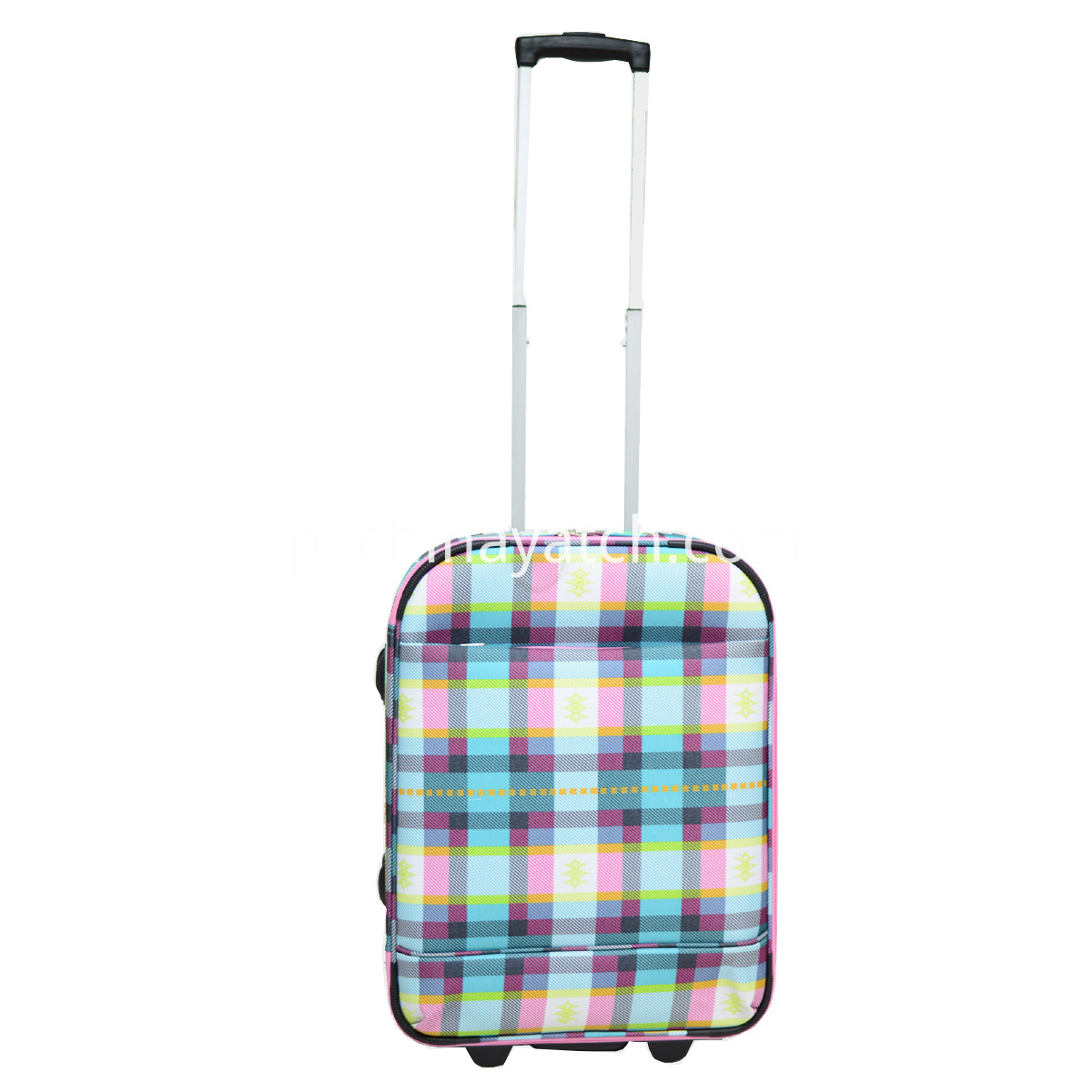 EVA Printing Trolley Luggage