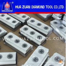 Briques Diamant Endurable Diamant Abrasif Fickert à Vendre