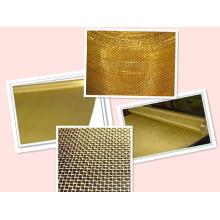 Malla de alambre de cobre / malla de alambre de latón