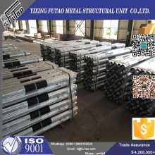 500KV  Galvanized  Octagonal Electrical Steel Pole