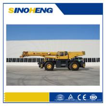 Grue tout terrain de 75 tonnes Grue Qry75 / Rt 75 tonnes