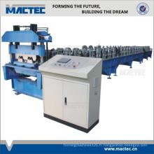 Rouleau de plaque de tôle ondulée de haute qualité standard formant la machine