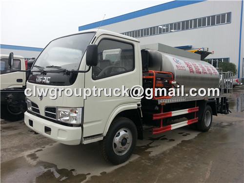 Asphalt Distributor Truck