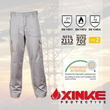 Modacrylic fire resistant pants