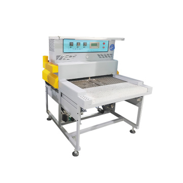 enenrgy saving pvc custom logo making oven machine