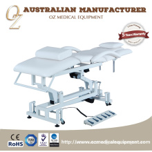 TOP QUALITY Australian Standard China Medical Grade Motorized Hospital 1 Section Multi Purpose Treatment Bed Wholesale