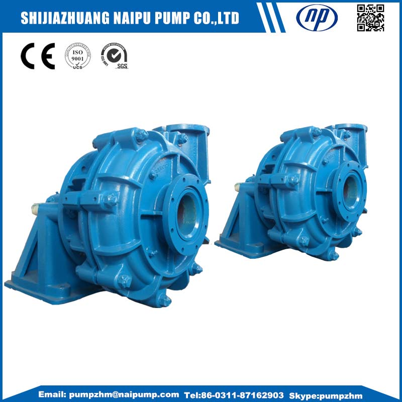016 expeller seal slurry pumps