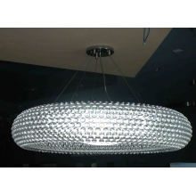 Hotel Project Lobby Big Acrylic Hanging Lamp (D800234)
