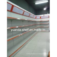 Tienda Tienda Stand Cosmetics Display Rack con caja de luz (YD-013)