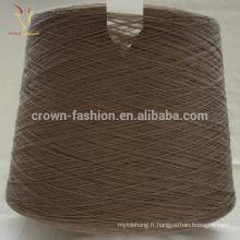100% laine de Mongolie en vrac pour le tricotage à la machine