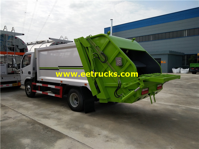 4x2 Compress Refuse Trucks