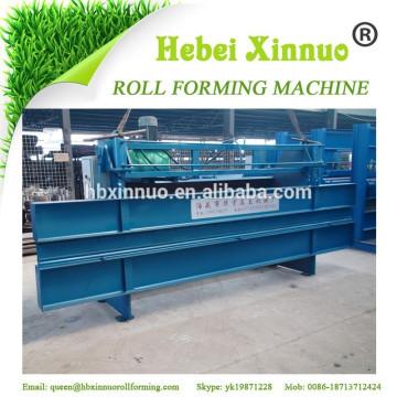 Hebei Xinnuo 2mmbending machine china sheet metal bending machines sheet metal folding machines