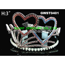 Valentine Strass-Tiara Krone -GWST0401
