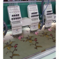 Multi-head 9 Needles 22 Heads High Speed Flat bed Embroidery Machine