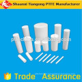 competive price ptfe rods/plastic material