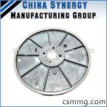 Maßgeschneiderte Design Aluminium Druckguss Rad gegossen Aluminium Rad in China gemacht