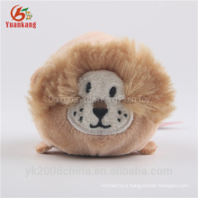 EN71 test Custom stuffed soft cute cheap small animal plush lion