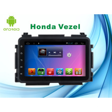 for Honda Vezel Android System GPS Navigation Car DVD in Car Video for 8 Inch Capacitance Screen