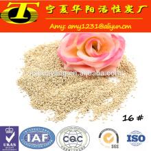 Grano caliente de la seta de la mazorca de maíz del precio de fábrica de la venta para la industria de limpieza en seco