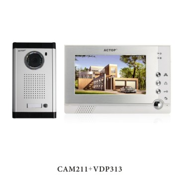 Sistem Video Bel Sistem interkom pintu video kabel