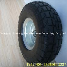 Rueda de goma neumática, rueda de la PU 13X500-6