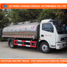 Dongfeng Milch LKW 4X2 Milch LKW Dongfeng 4X2 Milch LKW