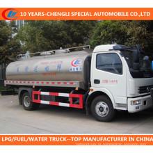 Caminhão de leite Dongfeng Caminhão de leite 4X2 Caminhão de leite Dongfeng 4X2
