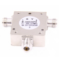 350-370mhz F MALE Low Insertion vhf rf Coaxial Circulator