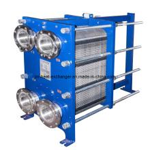 De calor de placa para água de aquecimento doméstico (BR03K-1.0-52-E)